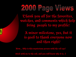 2000 Page Views Milestone ACHIEVED by CCI545
