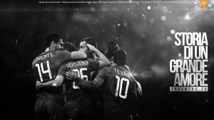 Juventus Wallpaper 2014/15 by Nucleo1991