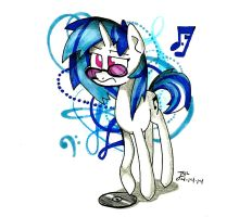 Vinyl, Pon3 by Trace-101