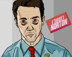 Edward Norton by fodkito