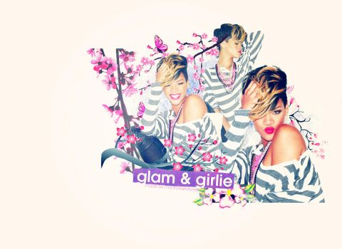 Glam 'n Girlie by MadRockstarLoverr