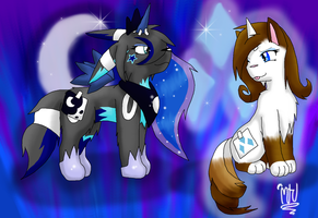 CP: My Little Cosplay - Magic is Discuises by MidnightTheUmbreon