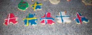 Nordic Cookies by TheGirlInTheRain