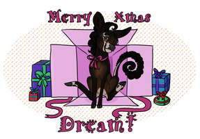 Fawnling SS   MERRY XMAS DREAMPOPS! by TigressDesign