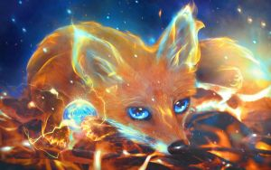 Firefox by MariLucia
