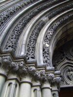 St Giles Cathedral Entrance by KayTeez