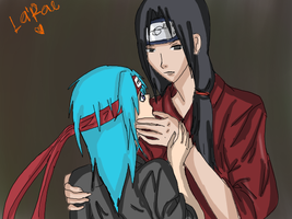 Another Naruto oc Request by LaRaeXandXNinjas