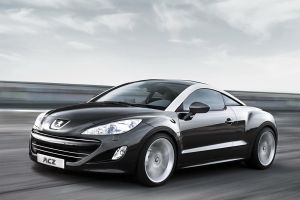Peugeot RCZ by TheCarloos