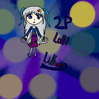 2P Lolli and tales of graces OC (DERP) by LollipopCookie