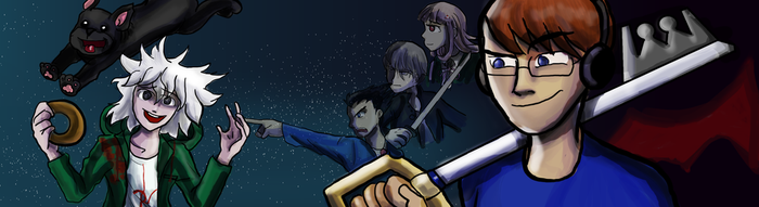 NICOB BANNER ENTRY by Cainmak