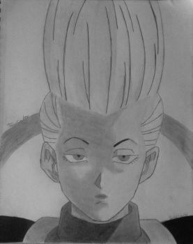 Whis [Re-Upload] by T4coCat