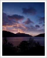 Lomond Sunrise by DL-Photography