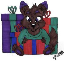 Gift art by ink-of-wolf