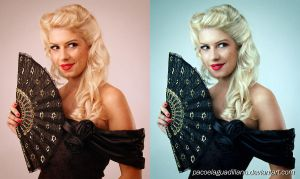 Fan Retouch by pacoelaguadillano