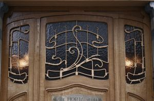 horta museum brussels deatail by bouffi