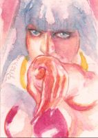Vampirella Sketch Card 5 by bpisek