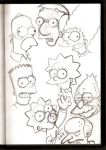The Real Simpsons... by WinkGuy1