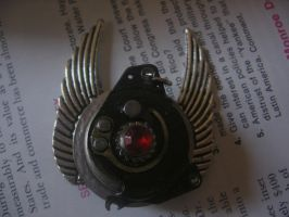 Steampunk Necklace 2 by SteampunkChile