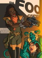 DRAW ME: The Foo Crew by PaulSizer
