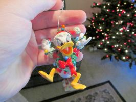 Donald Duck Ornament by BigMac1212