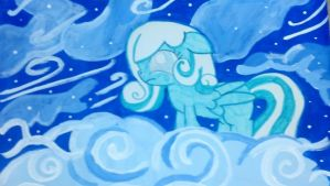 SnowDrop by Aggropony