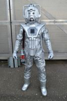 Cyberman at National Space Centre 2015 (11) by masimage