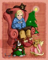 This Christmas... by Neale