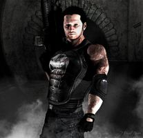 The Punisher - Re-Imagined 2012 by Exyle-Studios