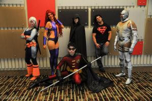 TEEN TITANS! by ComicChic19