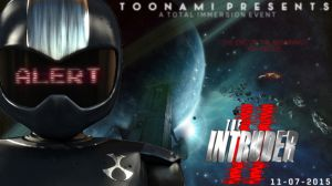 Toonami - Intruder II Wallpaper by JPReckless2444