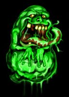 Slimer by Turbid-D
