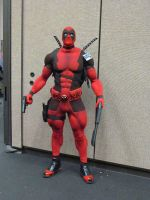 Deadpool Costume by MarcusKane82