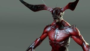 Demon (textured) by cvbtruong