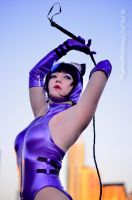 Butler Park Shoot - Cat Woman 1 by ALP-Photography
