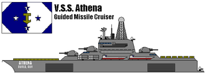 Zenith Guided Missile Cruiser by AmPeD117