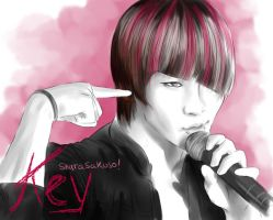 SHINee: Kim Key KiBum by ShyraSakuso