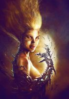 witchblade by rudyao