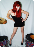 Drum shoot by laylassong