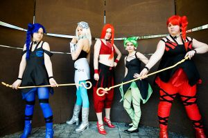 The Witches 5 by The-Cosplay-Scion