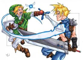 Link N Cloud by ibroussardart