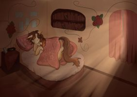 Home sweet home by foxhat94