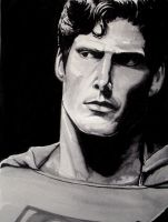Superman by cdelafuente