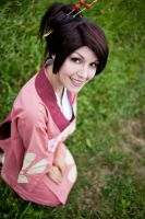 Fuu - Samurai Champloo by Lie-chee