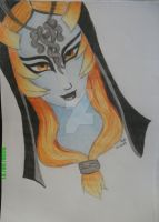 Midna by Rufina72