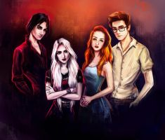 Days of the Marauders by AnnyHrust