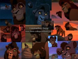 Kovu Collage by KukiSanban14