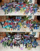My TFA Collection 2011 by EUAN-THE-ECHIDHOG