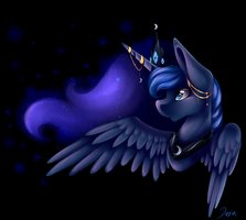 Luna by QuilaDess