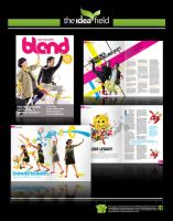 Lay Out Magazine 3 by theideafield