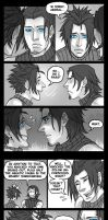 FFVII CC - Doujinshi p.24-27 END by karaii